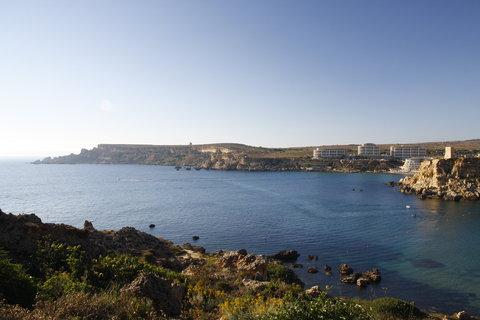 FOTKA - ze synova pobytu na Maltě 1