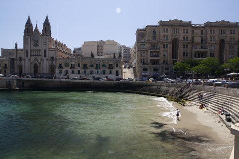 FOTKA - ze synova pobytu na Maltě 3