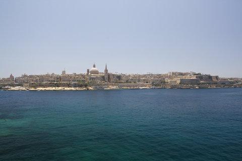 FOTKA - ze synova pobytu na Maltě 6