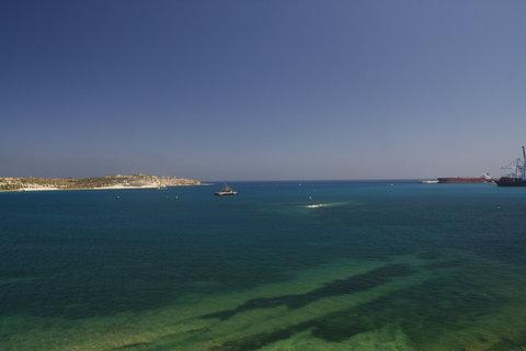 FOTKA - ze synova pobytu na Maltě 8