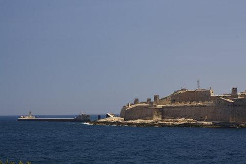 FOTKA - ze synova pobytu na Maltě 10