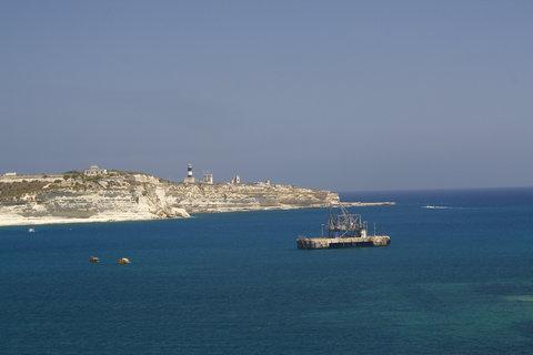 FOTKA - ze synova pobytu na Maltě 11