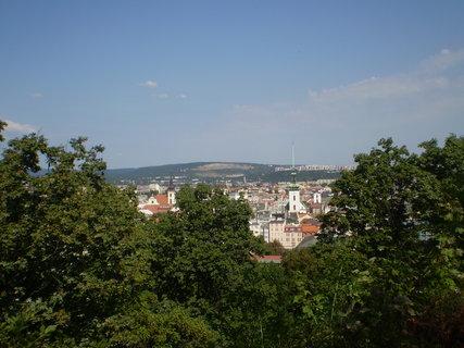 FOTKA - výhled na Brno