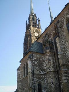 FOTKA - brněnská katedrála Petra a Pavla