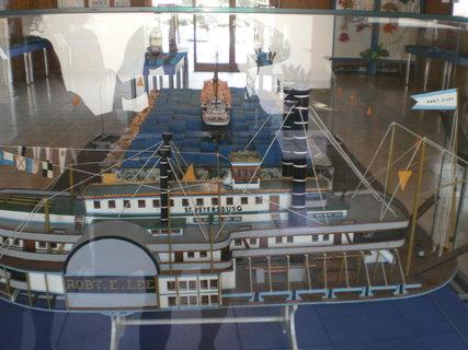 FOTKA - Expozice historických lodí 1