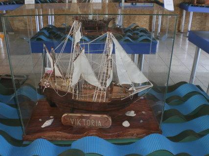 FOTKA - Expozice historických lodí 4