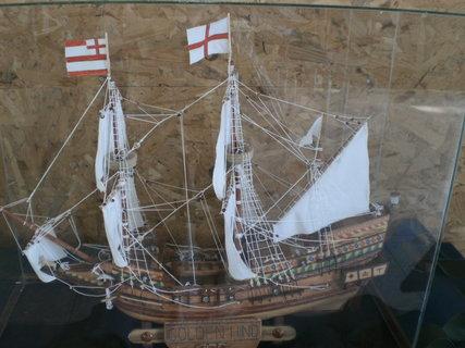 FOTKA - Expozice historických lodí 7