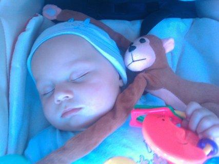FOTKA - Synovec - spánek
