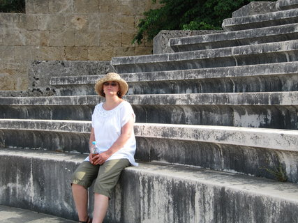 FOTKA - Starověké divadlo