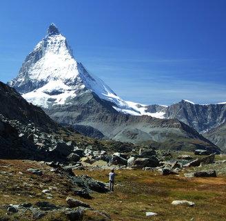 FOTKA - Pod Matterhornem