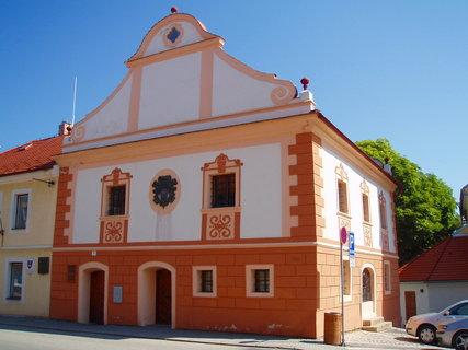 FOTKA - radnice ve Velešíně