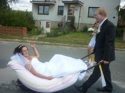 FOTKA - svatba Danča