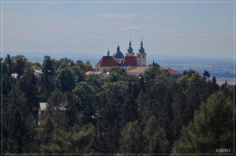FOTKA - věže -Svatý kopeček u Olomouce