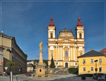 FOTKA - moravsk� �temberk - kostel