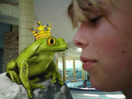FOTKA - já a žabička