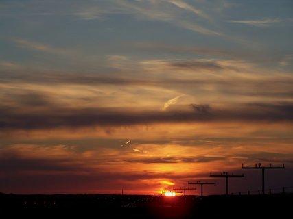 FOTKA - Slunce už zachází brzo