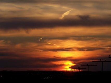 FOTKA - Obrazce na nebi