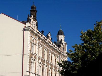 FOTKA - Kolínské domy