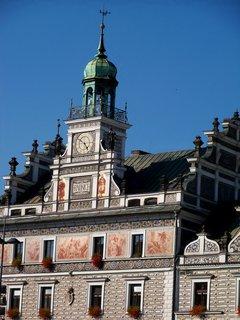 FOTKA - Věž radnice-Kolín