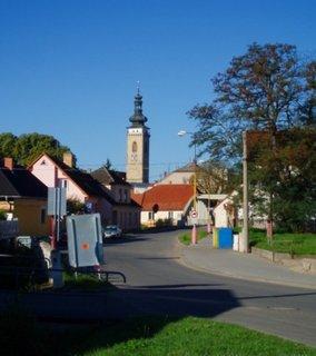 FOTKA - pohled na Soběslavskou věž
