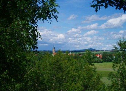 FOTKA - pohled na Soběslavskou věž .