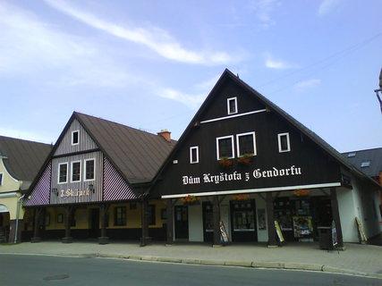 FOTKA - Dům Kryštofa z Gendorfu který se zasloužil o rozvoj města