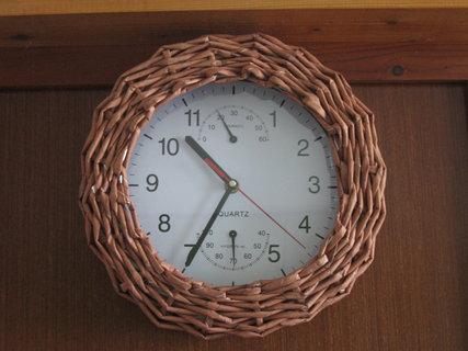 FOTKA - Opletení hodin