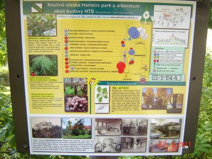 FOTKA - Hamzův park a arboretum ,,,,,,