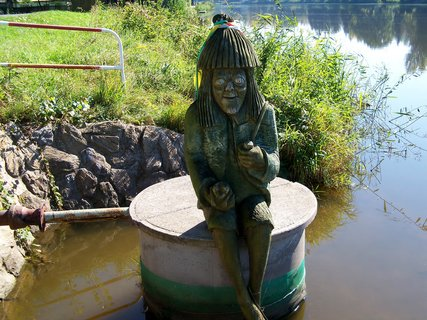 FOTKA - Nymburský vodník