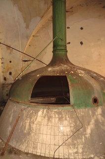 FOTKA - Uvnitř pivovaru zbyla varna