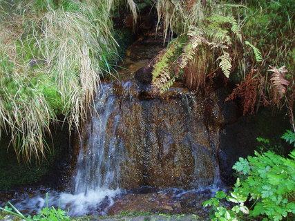 FOTKA - malý vodopád