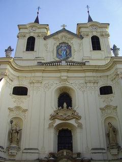 FOTKA - Benediktinský klášter s kostelem sv.Petra a Pavla v Rajhradě u Brna     ...