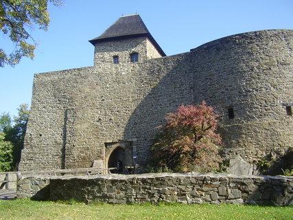 FOTKA - hrad Helfštýn .....