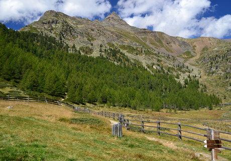 FOTKA - Na začátku  horské stezky