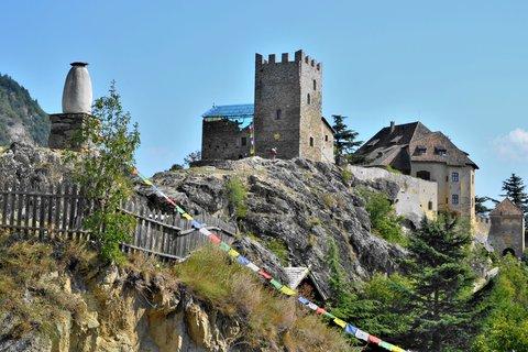FOTKA - Na hradě Reinholda Messnera