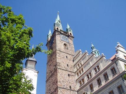 FOTKA - Černá věž v Klatovech