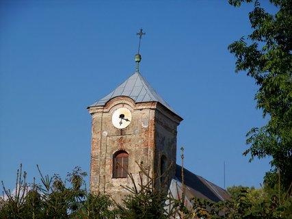 FOTKA - Jiříkovský kostel v němž lítají andělé