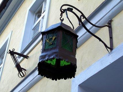FOTKA - Poštovní osvětlení v Karlově Studánce