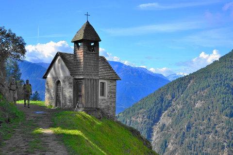 FOTKA - Zastavení v horách
