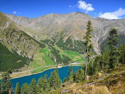 FOTKA - Údolí pod Le tre Guardie