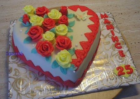 FOTKA - srdce+růže