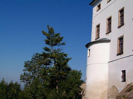 FOTKA - Dominanta Šumperka-hrad Úsov