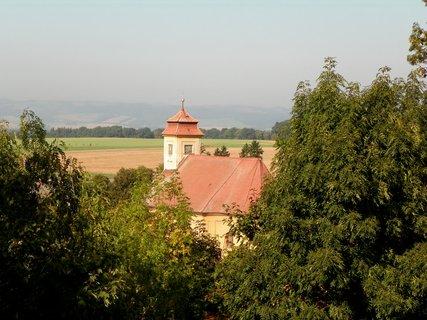 FOTKA - Výhled z hradu Úsov