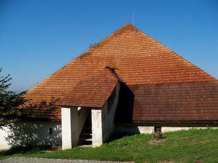 FOTKA - Šindelová střecha - úsov
