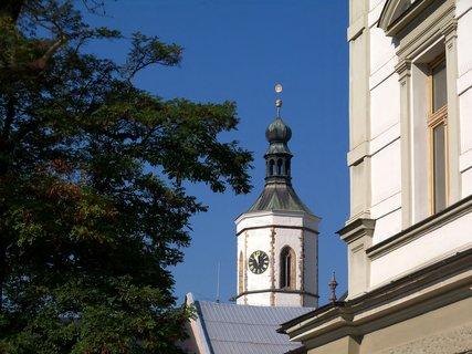 FOTKA - Věže města Uničov