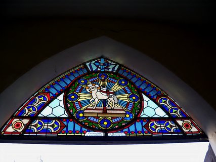 FOTKA - V kostele Panny Marie -Uničov