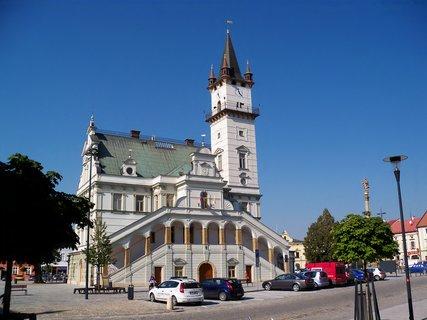 FOTKA - Uni�ov , starobyl� m�sto na Morav� 22km od Olomouce
