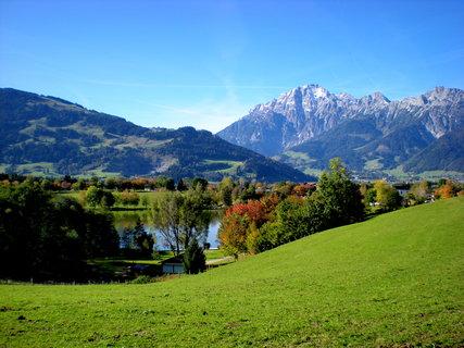 FOTKA - Podzimní procházka okolo Ritzensee 2