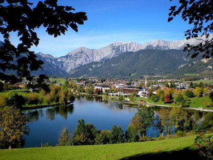 FOTKA - Podzimní procházka okolo Ritzensee 7