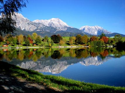FOTKA - Podzimní procházka okolo Ritzensee 18